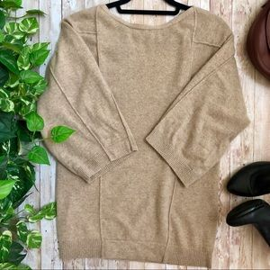 Sweaters - 💛 2/$10 Cream Cashmere Wide Sleeve Sweater